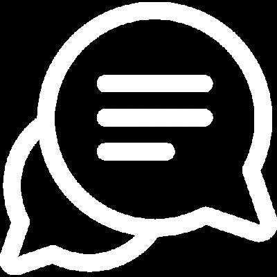 Adviesgesprek icoon